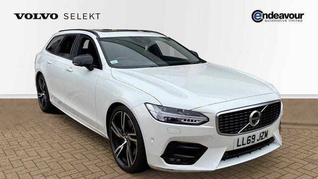 2019 Volvo V90 2.0 T6 R-Design Plus (69 reg)