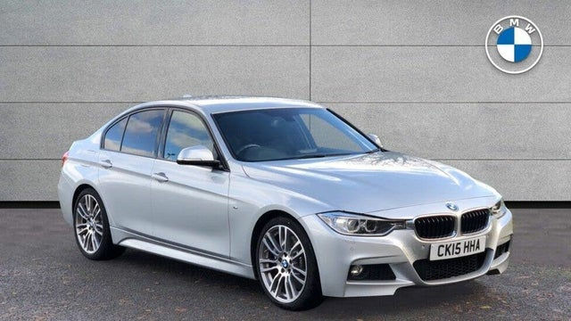 2015 BMW 3 Series (15 reg)
