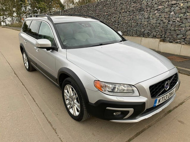 2013 Volvo XC70 2.4TD D5 SE Lux (215ps) Geartronic (13 reg)