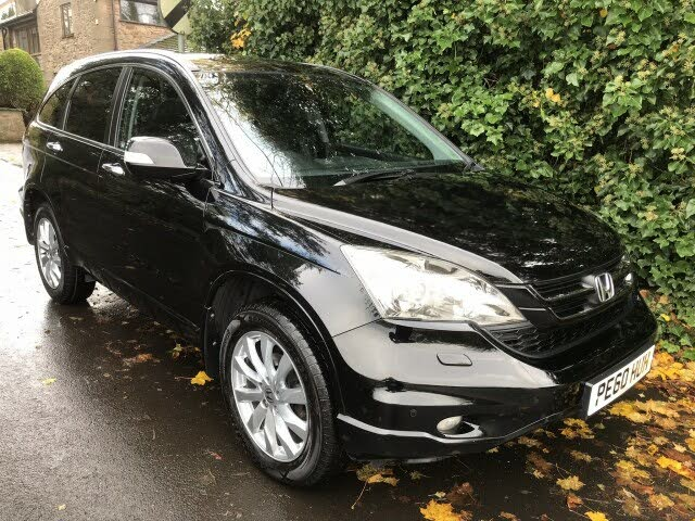 2010 Honda CR-V 2.2TD EX 2.2i-DTEC (Advanced Safety Pk) (60 reg)