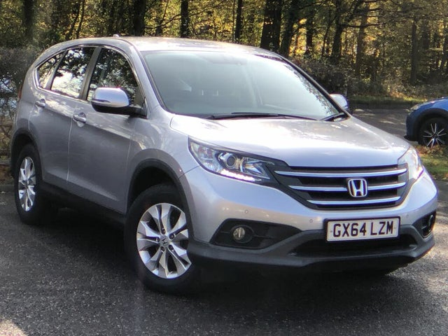 2014 Honda CR-V 2.0 SE 4X4 (DAB Audio) (64 reg)