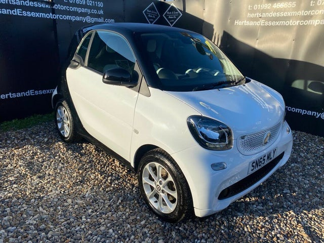 2015 Smart fortwo 1.0 Passion (s/s) (65 reg)