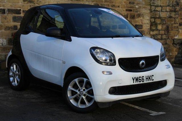 2016 Smart fortwo 1.0 Passion (71bhp) (s/s) Coupe (66 reg)