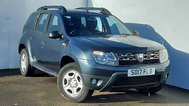 2017 Dacia Duster 1.5dCi Ambiance (110bhp) 4X4 (s/s) Station Wagon 5d (17 reg)