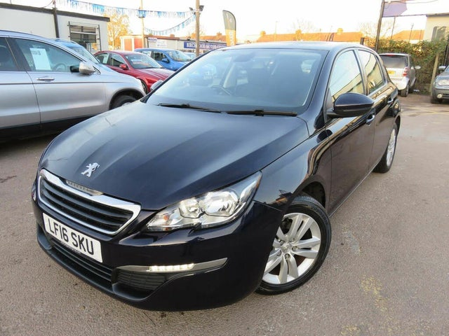 2016 Peugeot 308 1.6 BlueHDi Active 1.6 BlueHDi (100ps) (16 reg)