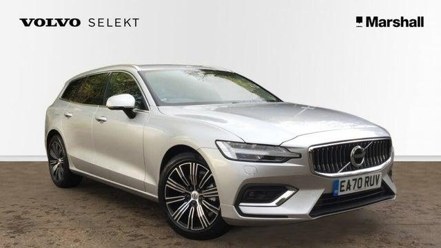 2020 Volvo V60 2.0TD D3 Inscription Plus Geartronic (70 reg)