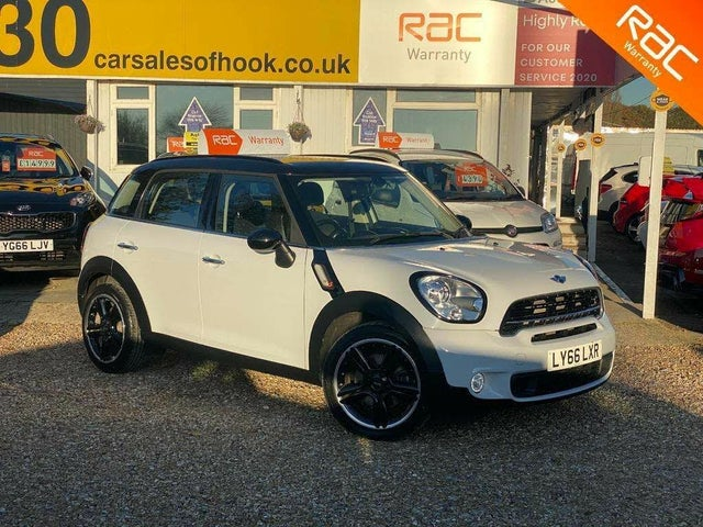 2015 MINI Countryman 1.6 Cooper S (66 reg)