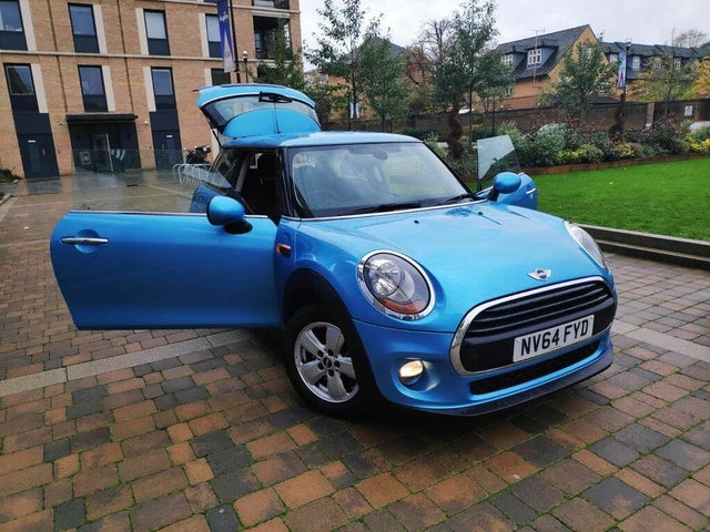 2014 MINI Cooper 1.2 One (Media XL)(s/s) 3d Auto (64 reg)