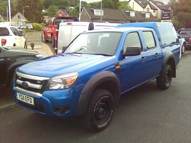 2011 Ford Ranger 2.5TD XL 4x4 (a/c) Double Cab Pickup (11 reg)