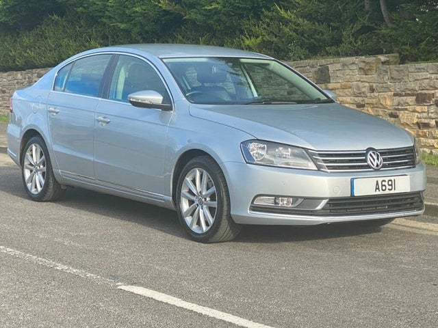 2014 Volkswagen Passat 2.0TDI Executive (140ps) (s/s) Saloon 4d DSG (14 reg)