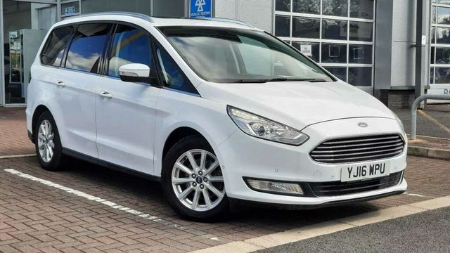 2016 Ford Galaxy 2.0TDCi Titanium X (180ps) Powershift (16 reg)