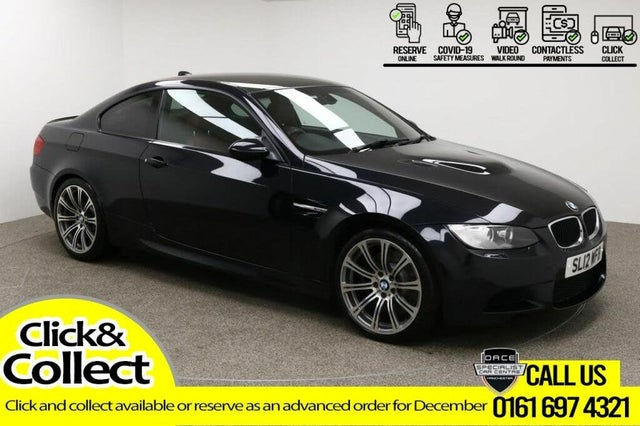 2012 BMW 3 Series 4.0 M3 Coupe 2d DCT (12 reg)