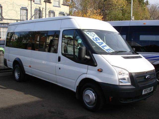 2013 Ford Transit 2.2TD 430 LWB EL Med (13 reg)