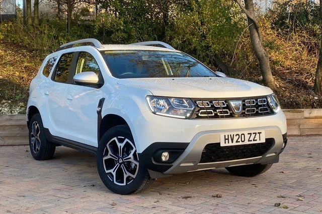 2020 Dacia Duster 1.0 TCe Prestige (20 reg)