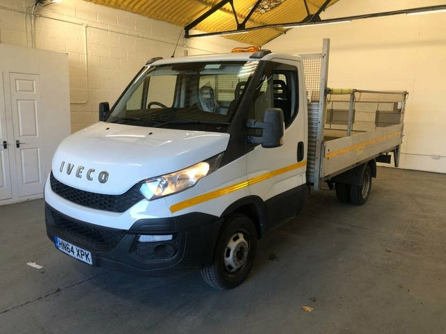 2015 Iveco Daily C Class 2.3TD 35C13 3750 Chassis Cab (64 reg)