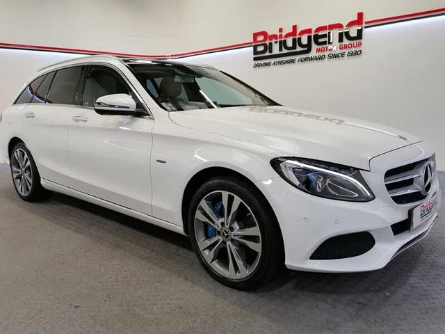 2018 Mercedes-Benz C-Class 2.0 C350e Sport (211ps) (Premium)(s/s) Estate 5d Auto (67 reg)
