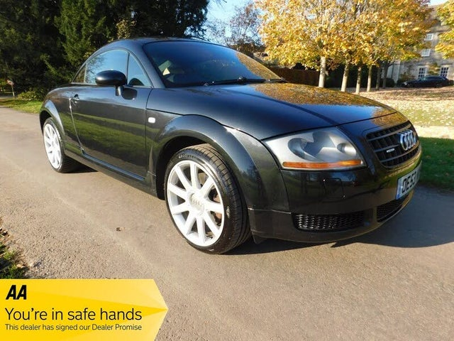 Used 2003 Audi TT Coupe T quattro for sale in Portsmouth ...