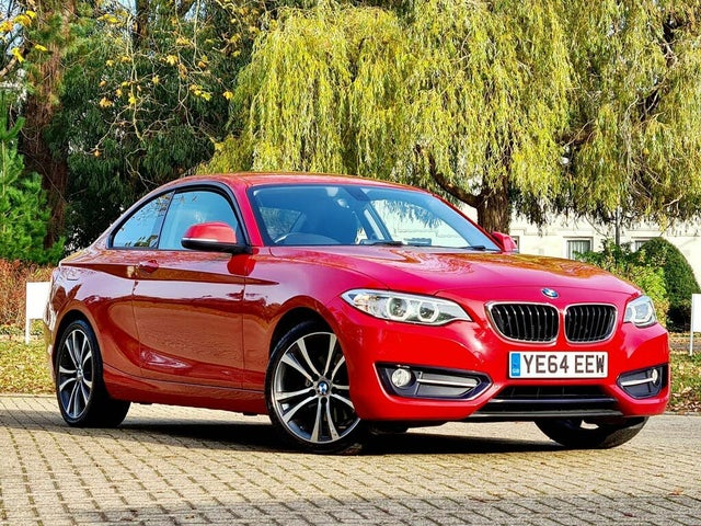 Used 2014 BMW 2 Series 218d SE for sale in Swindon - CarGurus