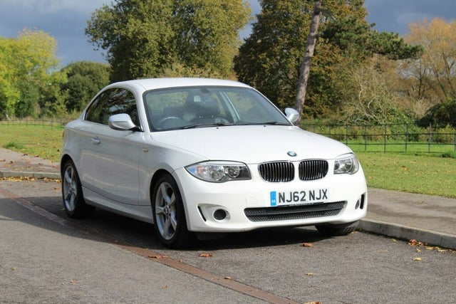 2012 BMW 1 Series 2.0TD 120d Exclusive Edition Coupe (62 reg)