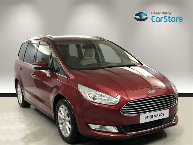 2017 Ford Galaxy 2.0TDCi Titanium X (150ps) Powershift (17 reg)
