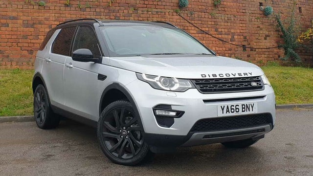 2016 Land Rover Discovery Sport 2.0Td4 HSE Black (s/s) (66 reg)