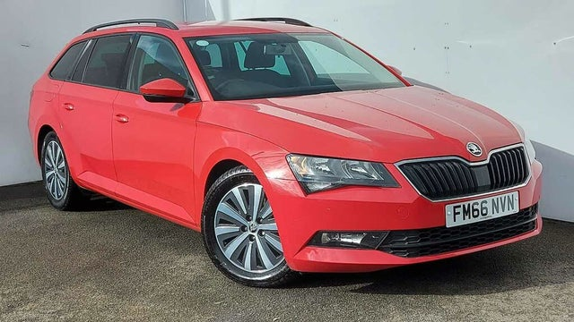 2017 Skoda Superb 1.6TDI S Greenline Estate (66 reg)