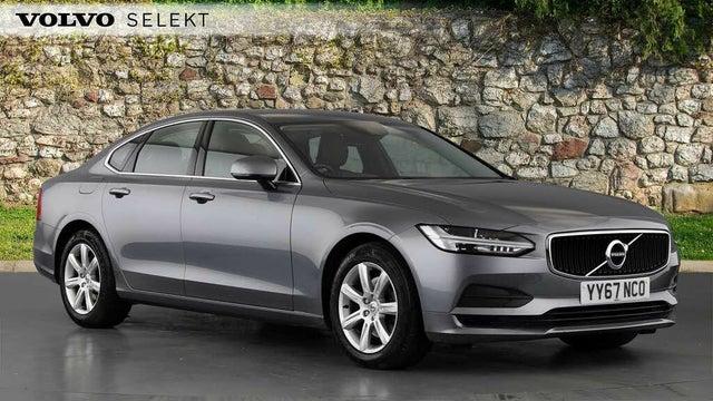 2017 Volvo S90 2.0TD D4 Momentum (67 reg)