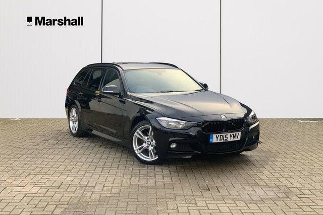 2015 BMW 3 Series 2.0TD 320d M Sport (184bhp) (BluePerformance) Touring 5d Auto (15 reg)