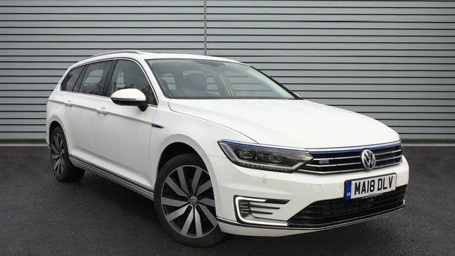 2018 Volkswagen Passat 1.4 TSI GTE Advance Estate 5d (18 reg)