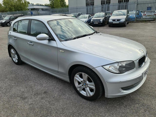 2007 BMW 1 Series 2.0TD 120d SE (Dynamic pk) Hatchback 5d (57 reg)