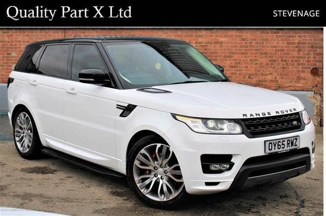 2015 Land Rover Range Rover Sport 4.4 SDV8 Autobiography Dynamic (339bhp) (4WD) (65 reg)
