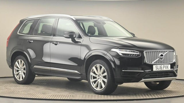2016 Volvo XC90 2.0 T8 Inscription (16 reg)