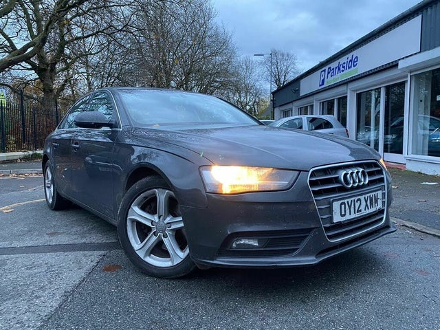 2012 Audi A4 2.0TD SE (143ps) Multitronic (12 reg)