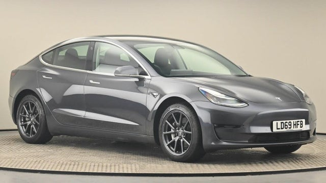 2019 Tesla Model 3 E (Performance Pack) (69 reg)