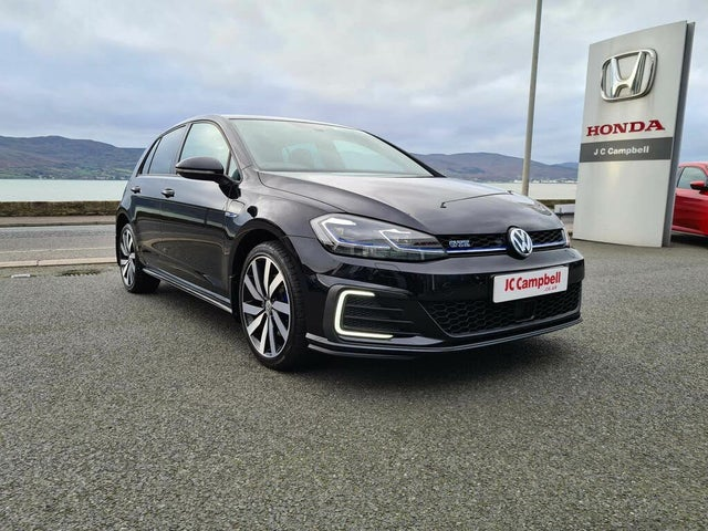 2017 Volkswagen Golf 1.4 TSI GTE Advance (s/s) (Z1 reg)