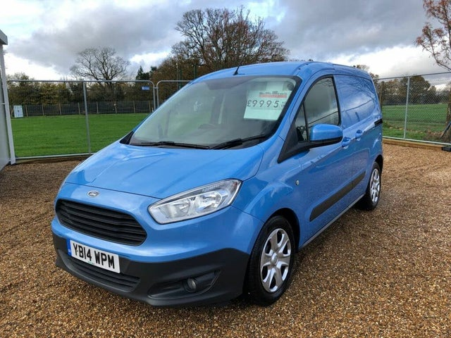 2014 Ford Transit Courier 1.5TDCi Trend (14 reg)