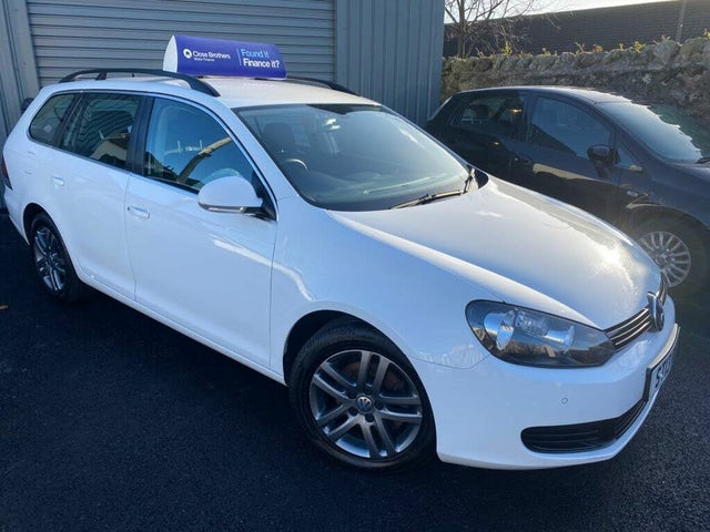 2013 Volkswagen Golf 1.6TD SE Estate 5d (13 reg)