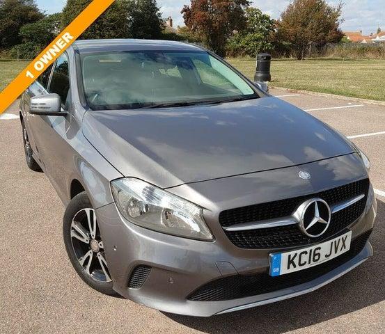 2016 Mercedes-Benz A-Class 1.5d A180d SE (Executive)(s/s) 7G-DCT (16 reg)