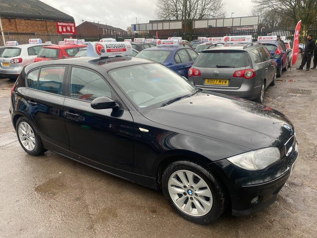 2006 BMW 1 Series 1.6 116i SE (56 reg)