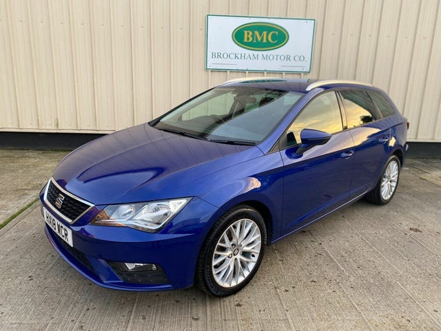 2018 Seat Leon 1.6TDI SE Dynamic Technology Estate (18 reg)