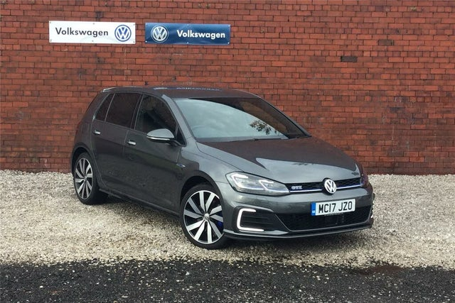 2017 Volkswagen Golf 1.4 TSI GTE Advance (s/s) (17 reg)