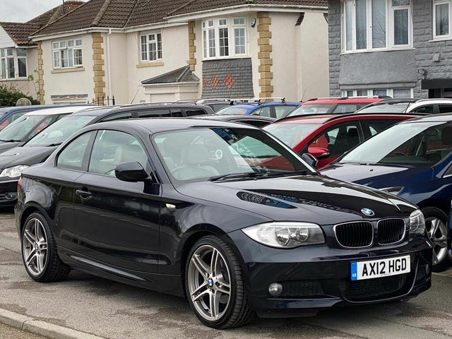 2012 BMW 1 Series 2.0TD 120d Sport Plus Edition Coupe (12 reg)