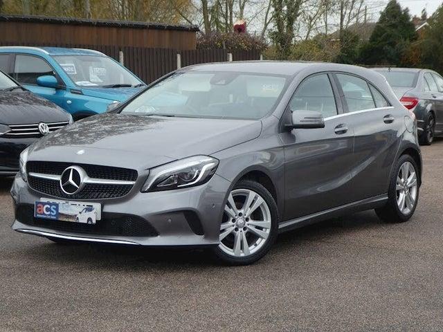2016 Mercedes-Benz A-Class 1.5d A180d Sport (Premium)(s/s) 7G-DCT (16 reg)