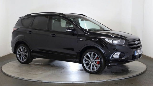 Used Ford Kuga 2.0TDCi ST-Line (180ps) AWD Powershift for ...