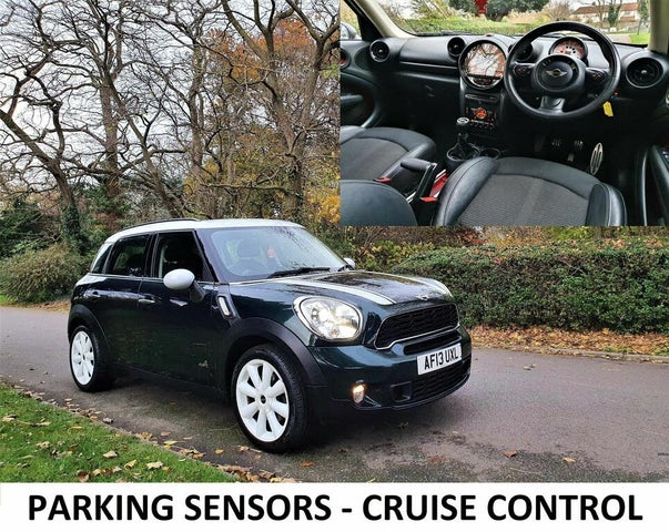 2013 MINI Countryman 1.6 Cooper S ALL4 (Chili) (13 reg)