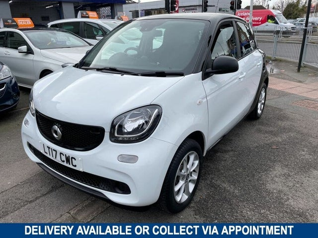 2017 Smart forfour 1.0 Passion (71bhp) (s/s) (17 reg)