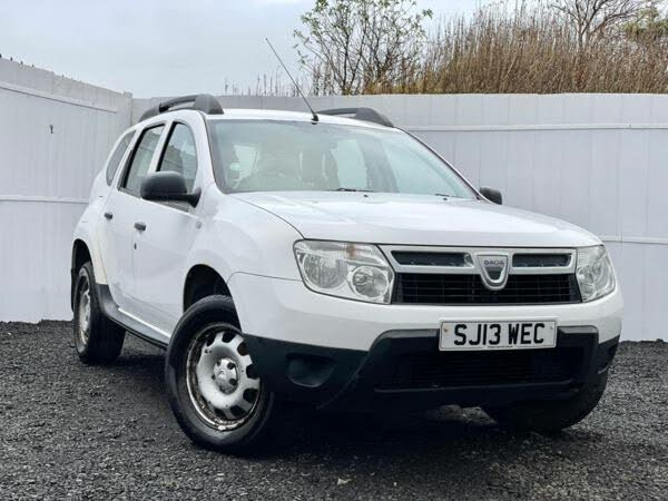 2013 Dacia Duster 1.6 Access (13 reg)