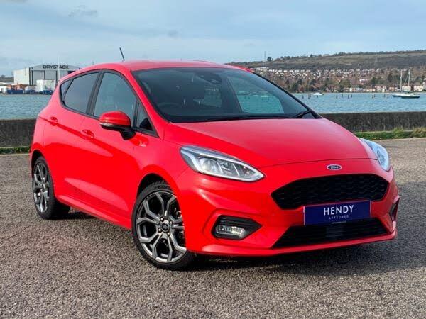 2019 Ford Fiesta 1.0T ST-Line (100ps) 5d (68 reg)