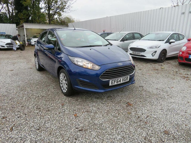 2015 Ford Fiesta 1.25 Style (82ps) 5d (64 reg)