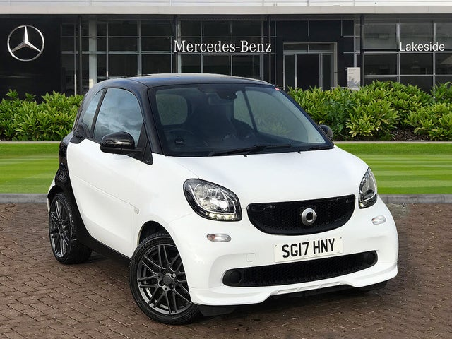 2017 Smart fortwo 0.9 BRABUS Sport (s/s) Coupe (17 reg)